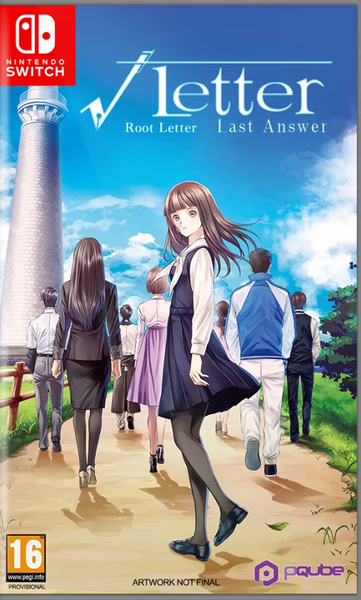 Root Letter Last Answer Day 1 Edition (Nintendo Switch)