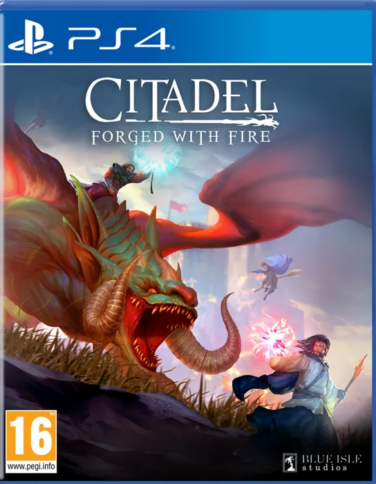 Citadel: Forged With Fire (PS4) - Offer Games