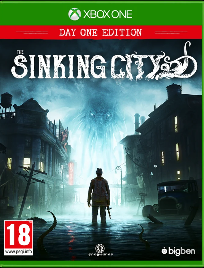 The Sinking City (Xbox One) - Offer Games