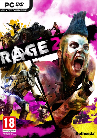 Rage 2 (PC) - Offer Games