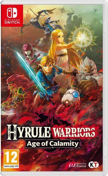 Hyrule Warriors Age of Calamity (Nintendo Switch)