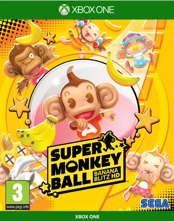 Super Monkey Ball Banana Blitz HD (Xbox One) - Offer Games