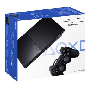 Sony Playstation 2 Console Slim (EU) - Offer Games