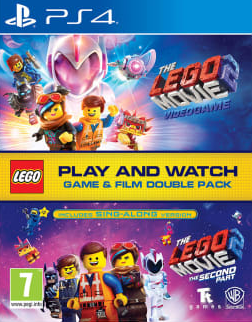 LEGO Movie 2 Game & Film Double Pack (PS4) - Offer Games