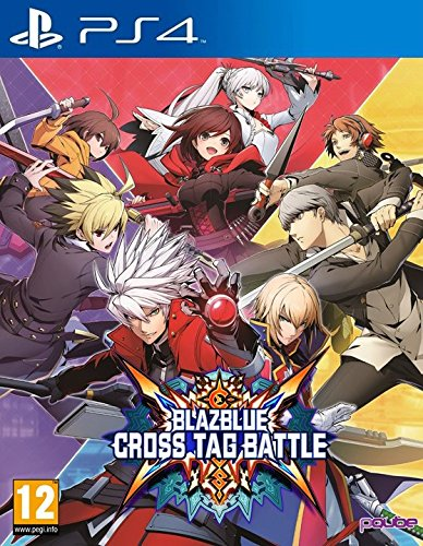 Blazblue Cross Tag Battle (PS4) - Offer Games