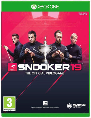 Snooker 19 (Xbox One) - Offer Games