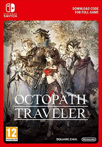 Octopath Traveler (Nintendo Switch Download)