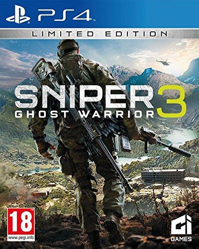 Sniper: Ghost Warrior 3 Limited Edition (PS4) - Offer Games