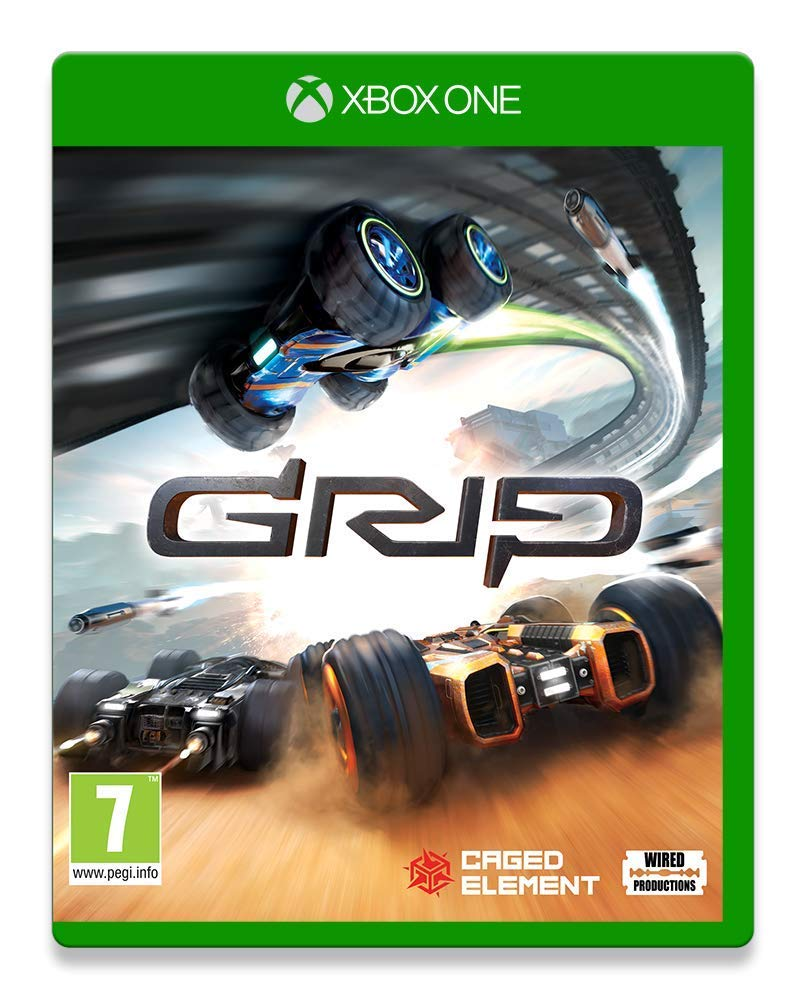 GRIP Combat Racing (Xbox One) - Offer Games