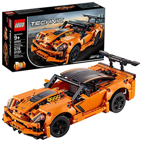 LEGO 42093 Technic Chevrolet Corvette ZR1 - Offer Games