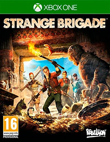 Strange Brigade (Xbox One) - Offer Games
