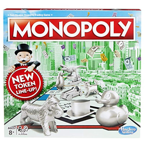 Hasbro Gaming Monopoly Classic Board Game - Offer Games