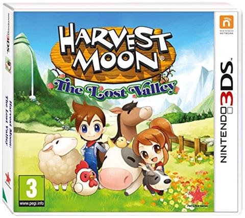 Harvest Moon: The Lost Valley (3DS) - Offer Games