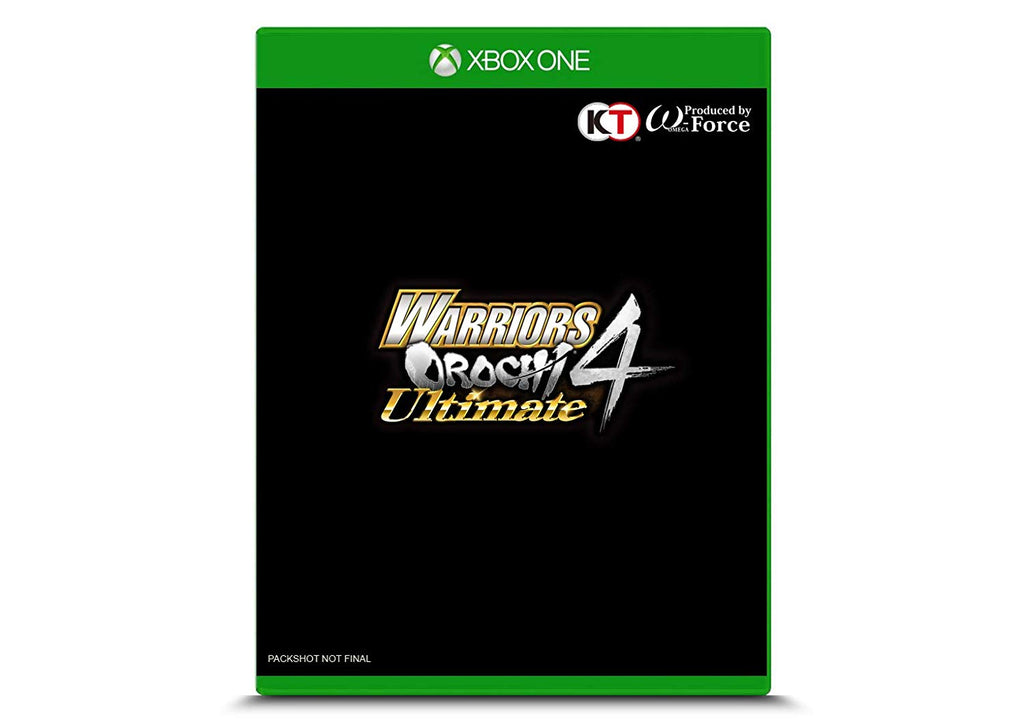 Warriors Orochi 4 Ultimate (Xbox One) - Offer Games