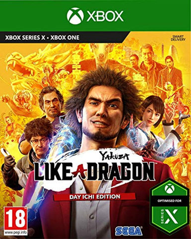 Yakuza: Like A Dragon (Xbox One)