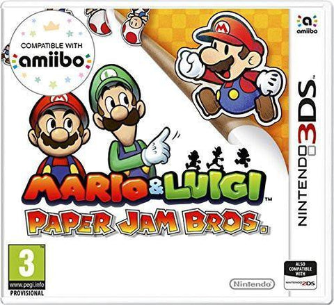 Mario & Luigi: Paper Jam (3DS) - Offer Games