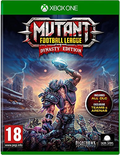 Mutant Football League Dynasty Edition (Xbox One) - Offer Games