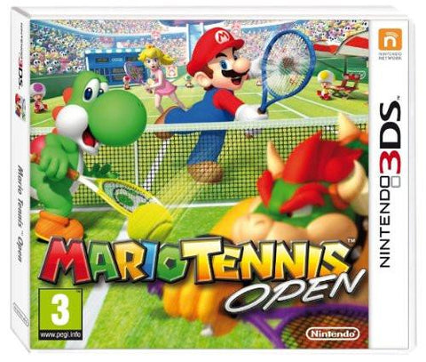 Mario Tennis Open  (3DS) - Offer Games
