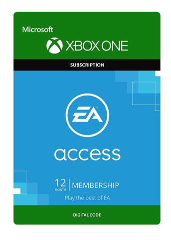 EA Access - 1 Year Membership (Xbox Live Download) - Offer Games