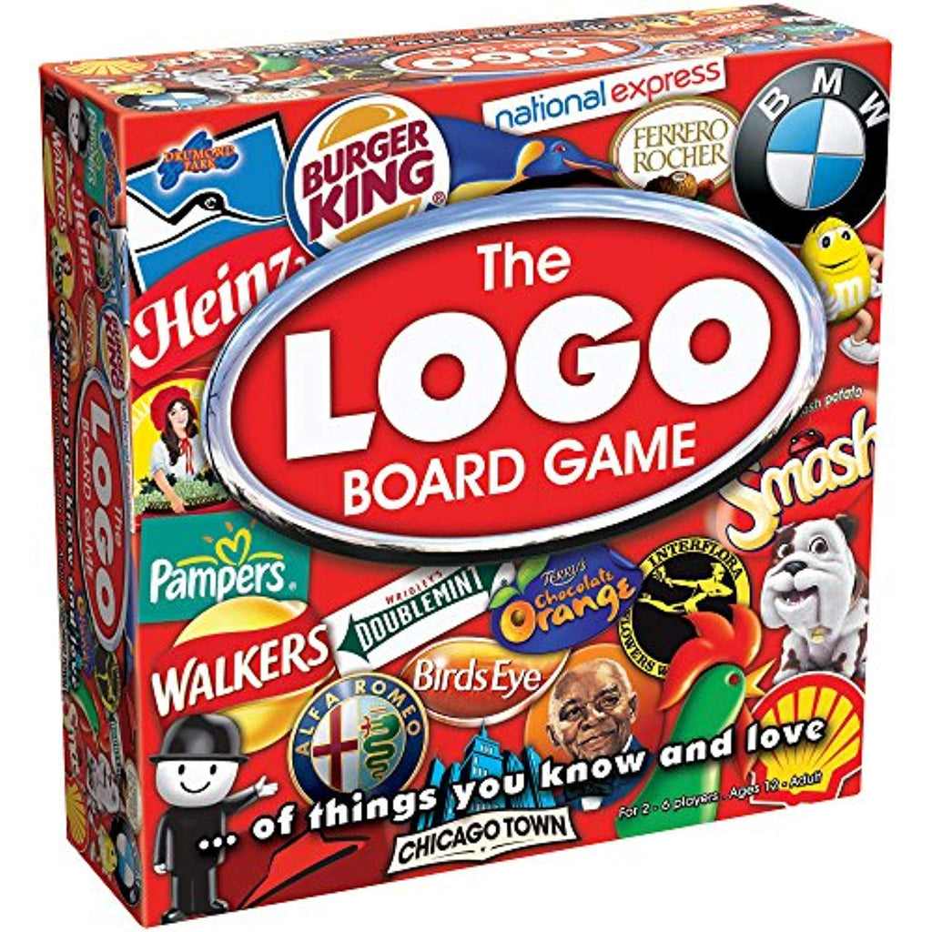Drumond Park The LOGO Board Game - Offer Games
