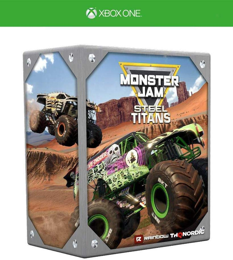 Monster Jam Steel Titans - Collector's Edition (Xbox One) - Offer Games