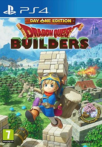 Dragon Quest Builders Day One Edition (PS4) - Offer Games