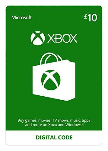 Xbox Live £10 Credit (Xbox Live Download) - Offer Games
