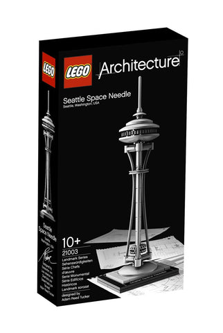 LEGO 21028 Architecture New York City Model Building Set, Skyline Collection with 4 Buildings and Minature Statue of Liberty, Construction Collectible - Offer Games