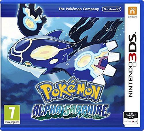 Pokémon Alpha Sapphire (3DS) - Offer Games