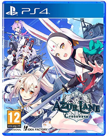 Azur Lane: Crosswave - Commander's Calendar Edition (PS4) - Offer Games