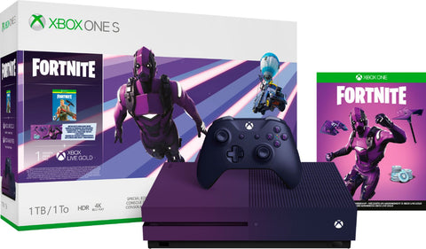 Xbox One S + Fortnite Battle Special Edition (1TB) - Offer Games