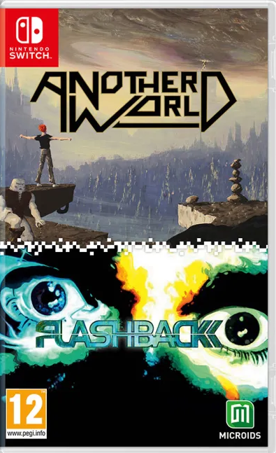 Flashback + Another World (Nintendo Switch) - Offer Games