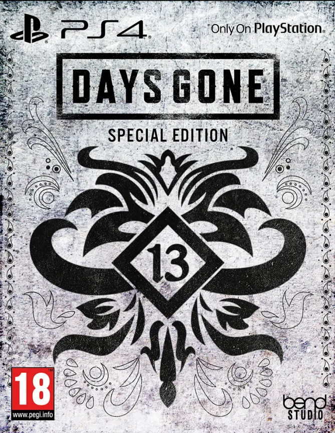 Days Gone Special Edition (PS4) - Offer Games