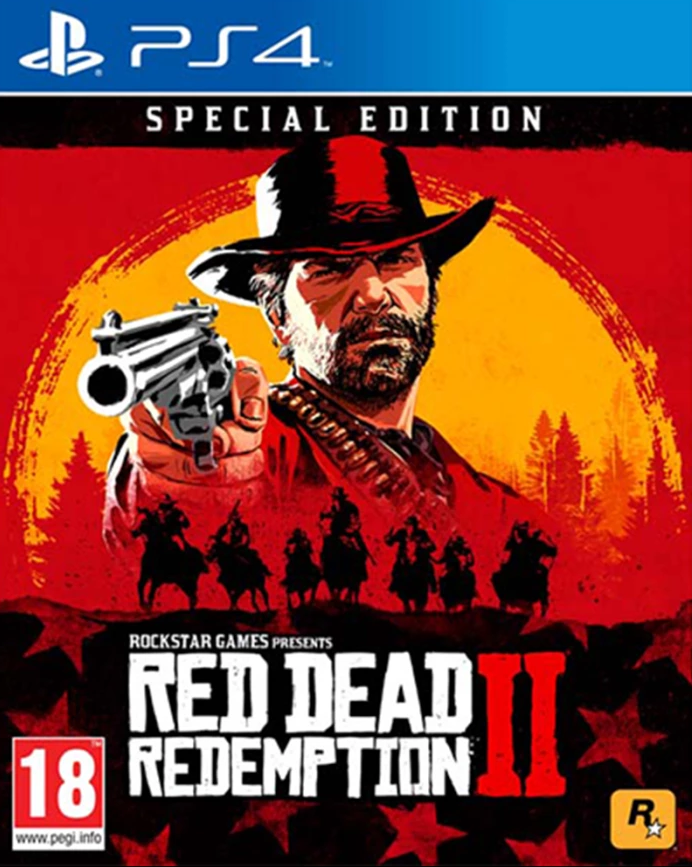 Red Dead Redemption 2 Special Edition (PS4) - Offer Games
