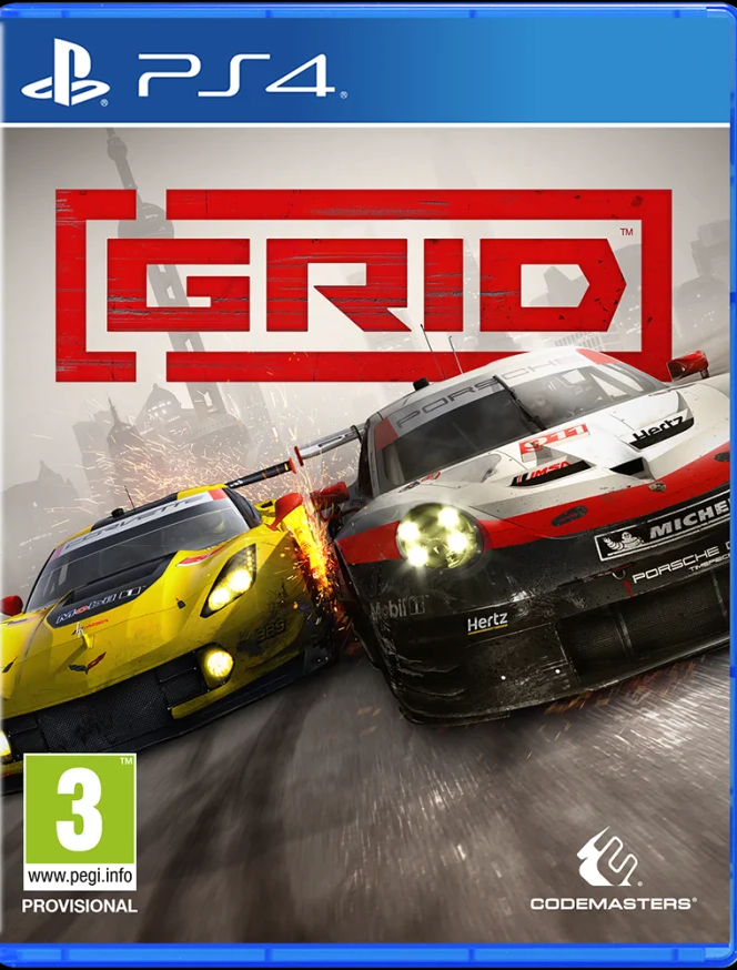Grid (PS4) - Offer Games