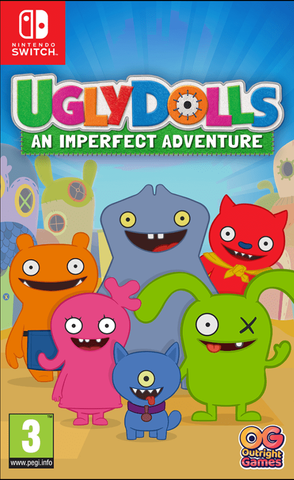 UglyDolls: An Imperfect Adventure (Nintendo Switch) - Offer Games