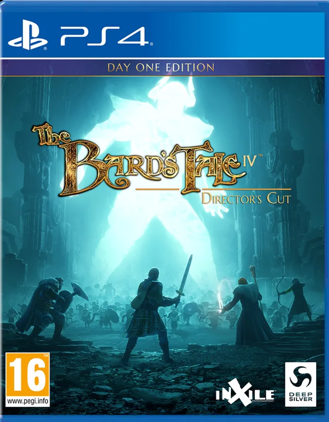 The Bards Tale IV: Directors Cut - Day One Edition (PS4) - Offer Games