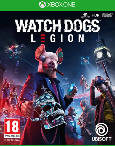 Watch Dogs Legion (Xbox One) - Offer Games