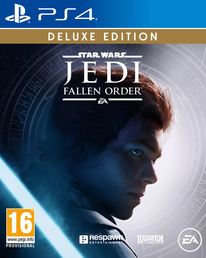 Star Wars Jedi Fallen Order Deluxe Edition (PS4) - Offer Games