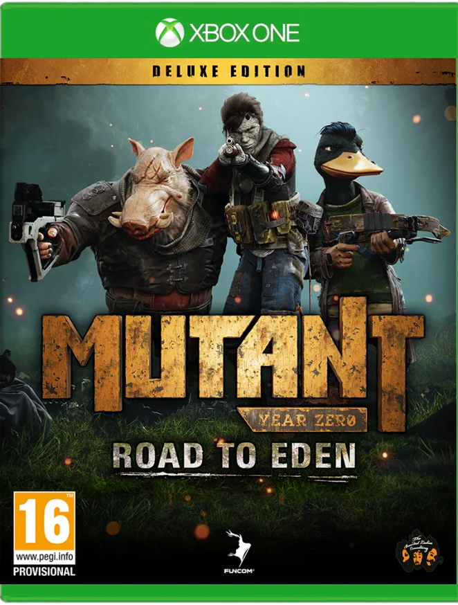 Mutant Year Zero - Road to Eden Deluxe Edition (Xbox One) - Offer Games