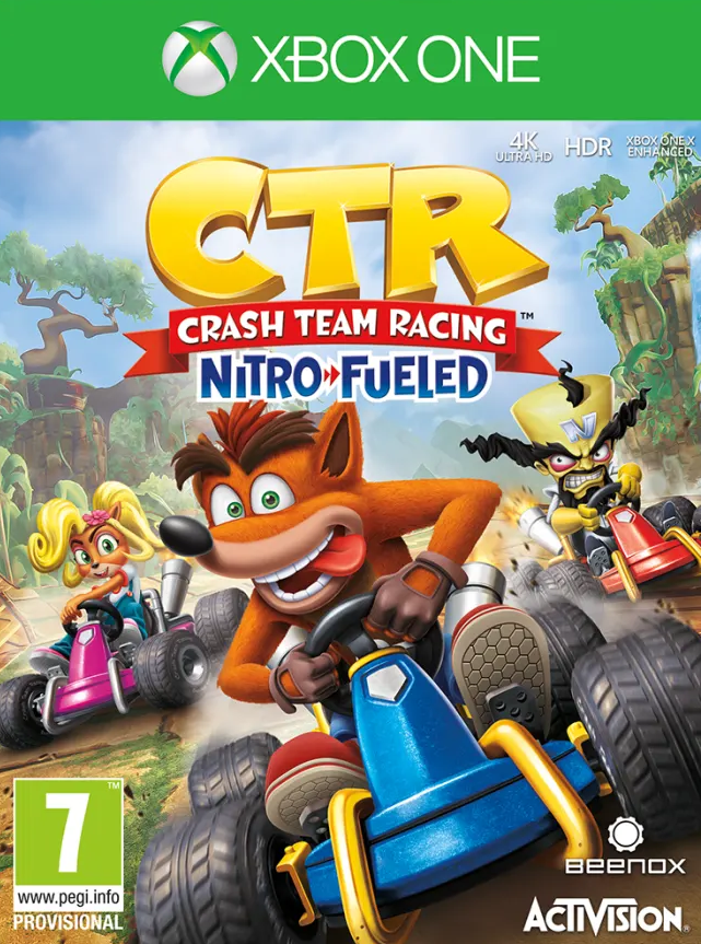 Crash Team Racing - Nitro Fueled (Xbox One) - Offer Games