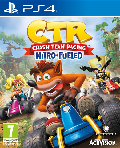 Crash Team Racing - Nitro Fueled (PS4) - Offer Games