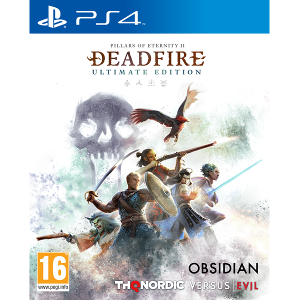 Pillars of Eternity II: Deadfire (PS4) - Offer Games
