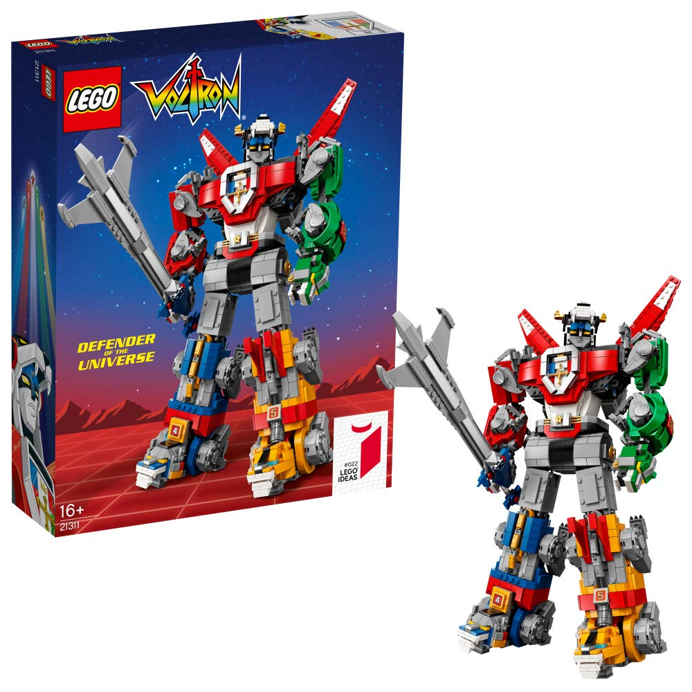LEGO 21311 Ideas Voltron Legendary Defender Series 5 - Offer Games