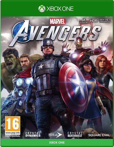 Marvel Avengers (Xbox One)