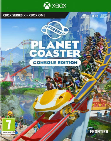 Planet Coaster: Console Edition (Xbox One/Xbox Series X)