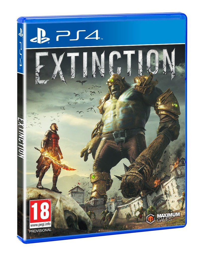 Extinction (PS4) - Offer Games