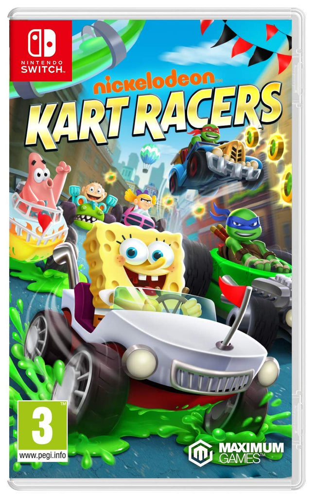 Nickelodeon Kart Racers (Nintendo Switch) - Offer Games