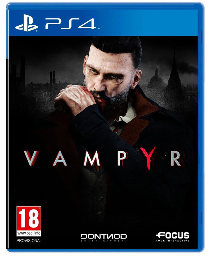 Vampyr (PS4) - Offer Games