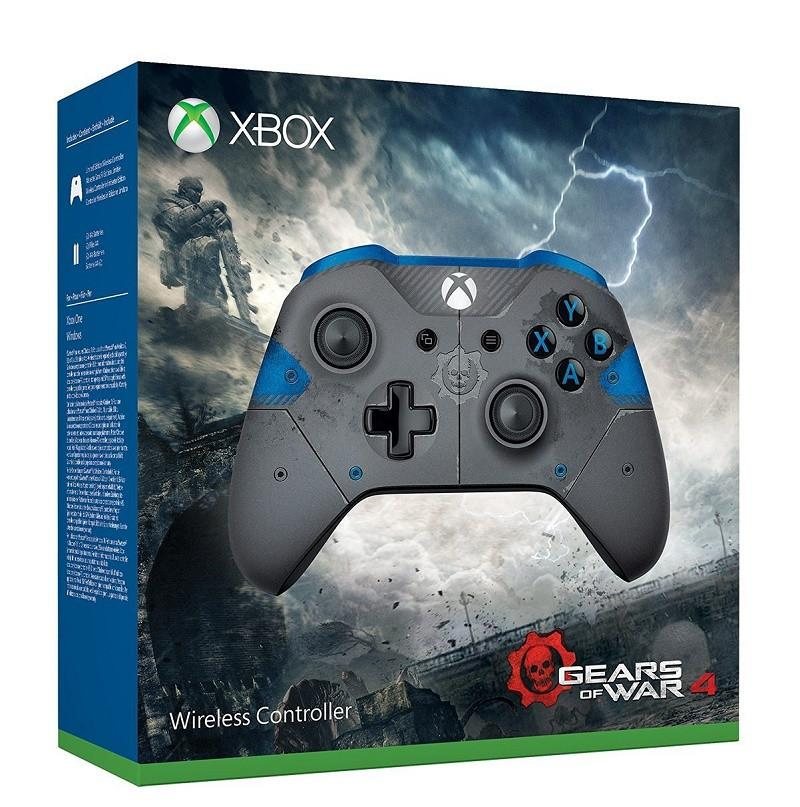 Xbox Wireless Controller - Gears of War 4 JD Fenix Limited Edition - Offer Games